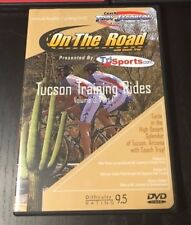Spinervals Virtual Ride 3 Tucson On The Road Cycling DVD Bike workout Spinning