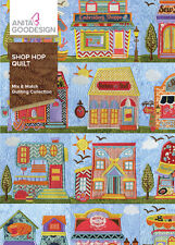Shop Hop Quilt Anita Goodesign Embroidery Design Machine CD