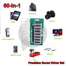 60 In 1 Repair Opening Tool Screwdrivers Set Kit For Apple iPhone 4s 5 Samsung