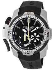 GRAHAM CHRONOFIGHTER PRODIVE AUTOMATIC MEN'S WATCH 2CDAV.B02A, MSRP: $13,400