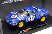 Sun Star 1/18 Scale 4529 - Lancia Stratos HF Rally - Monte Carlo 1978