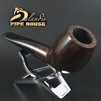 "EXCLUSIVE BALANDIS ORIGINAL Briar Handmade SMOKING PIPE "" TORONTO "" CLAIRVILLE"