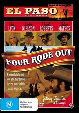 Four Rode Out (DVD, 2011) El Paso *New & Sealed* Region 4