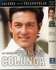 2 NOVELAS Abrazame Muy Fuerte/ La Usurpadora *Fernando Colunga* 2-DVD BOXSET New
