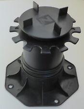 42 Stelzlager 145-225mm, Plattenlager Feinsteinzeug, Fuge 3mm, Steghöhe15mm ::