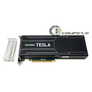 HP Nvidia Tesla K40 747401-001 F1R08A K40M GPU 12GB Passive Cooling Video Card