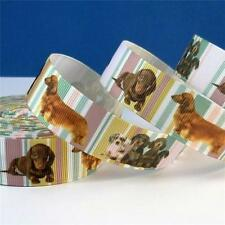Polyester Multi-Coloured Ribbons & Ribboncraft