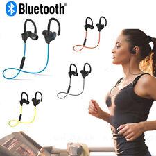 Sprot Running Waterproof&Sweat-resistant Stereo Ear-Hooking  Headset Earphones