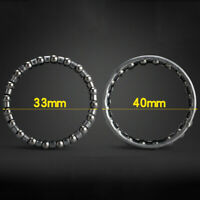 2pcs Bike Bicycle 1 1//8 Headset Front Fork Caged Ball-Race Bearing Tools New