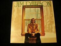 Jim Dawson self titled 1st pressing LP RCA CPL1-0601 1974 VG+