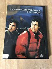 An American Werewolf in London (Dvd, 1997) Rare Snapcase