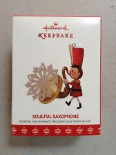 Hallmark Keepsake 2017 Limited Edition SOULFUL SAXOPHONE NIB