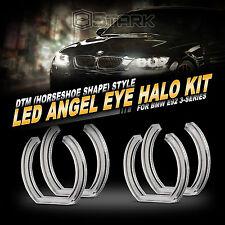 Fits BMW RGB LED Angel Eye DTM LED Kit Bluetooth Phone App E92 07-10 Coupe 2DR