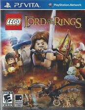 LEGO: THE LORD OF THE RINGS (PlayStation Vita PS VITA) NEW