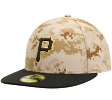 Pittsburgh Pirates New Era 59FIFTY Memorial Low Crown Profile 7 3/4 Cap Hat