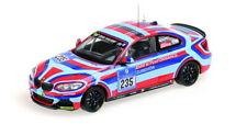 1:43 BMW M 235i n°235 Nurburgring 2014 1/43 • MINICHAMPS 437142435