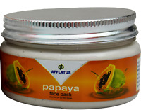 Afflatus Papaya Fairness Face Pack 100gm for Lightening to Skin Complexion
