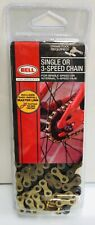 """2x Bell Single or 3-Speed Chain 1/2""""x1/8 """""""