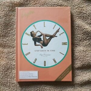 Kylie Minogue - step back in time - special limited book ( 2019 )  BRAND NEW CD