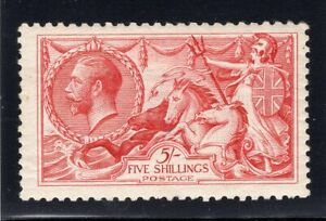 1918-19 Great Britain. SC#180. SG#416. Mint, Never Hinged, VF.