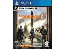 Ubisoft Tom Clancy's The Division 2, Standard Edition (PS4)