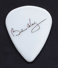 Queen Brian May Signature White Promotional Guitar Pick - 2017