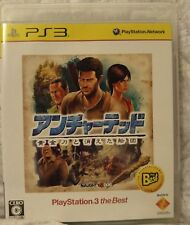 PS3 Uncharted 2: Among Thieves PlayStation 3 the Best Japan Import Japanese Game