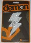 Demon - LUMINOSO - Snowboard di attacco Tappetino/PANNO - Colori Assortiti &