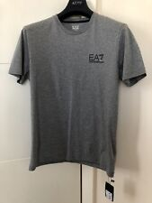 100% Authentic Armani EA7 Core ID T-shirt Size L Pit 20.5 Inches (100% Cotton)