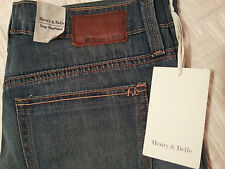 HENRY & BELLE Jeans Sexy Boyfriend Wrigley Wash Distressed Women's Sz 25 NWT