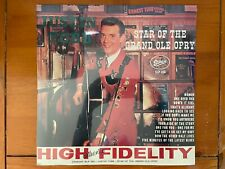 Justin Tubb Star Of The Grand Ole Opry Starday Slp 180 *Sealed* Lp Item #4333