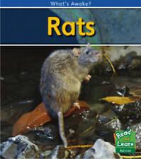 Rats (What's Awake?),Whitehouse, Patricia,New Book mon0000057037