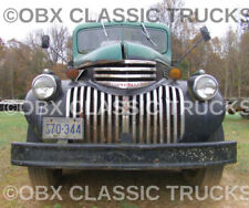 "8x10 photo:1946 Chevy 1-1/2 ton dually, classic 72yr. old ""art deco"" design! MY"