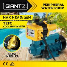 Giantz Peripheral Pump Auto Controller Clean Water Garden Farm Irrigation QB60
