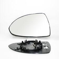 Original Sinistro Grandangolare Riscaldato Vetro Specchietto Per Opel Corsa D 06