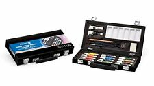 Reeves Watercolour Deluxe Wooden Water Colour Box
