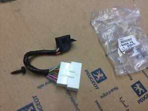 PEUGEOT  406 mk2 wiring harness Loom for door wing mirror 655976