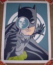 BATMAN Detective Comics comic movie poster print Brian Ewing