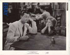 Shirley Temple Robert Young Stowaway VINTAGE Photo
