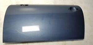 QA201463 2007-2013 MINI COOPER FRONT DRIVER LEFT SIDE DOOR SHELL BLUE OEM
