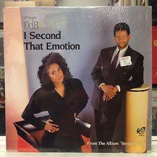 """[SOUL/FUNK]~EXC 12""""~10DB~I Second That Emotion~[Straight Up~Hype~Rub~Dub]~1989~"""