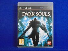 ps3 DARK SOULS An Epic RPG Action Game Playstation PAL UK Version REGION FREE