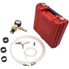 Auto Cooling System Vacuum Radiator Refill Purge Adapters Tool Kit Car Truck