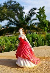 Vintage Royal Doulton Figurine- special occasion Gorgeous  Item