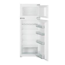 SHARP Kühlschrank Einbau Einbaukühlschrank 144 cm mit Gefrierfach Schlepptür