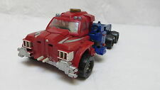Takara Transformers Robots 2001 in Disguise Optimus Prime Light Up