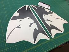 Aprilia RS 50 125 2008 fairing decals stickers graphics any colour scooter