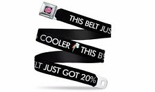 My Little Pony Rainbow Dash 20% Cooler Officially Licensed Seatbelt Belt