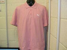 Puma Cat Polo Shirt Size UK Large Mens
