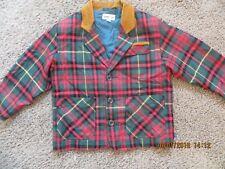BOYS HANG TEN VINTAGE Plaid SPORTS COAT Jacket Suit Sz S (8) ~ EUC! SO CUTE!!!